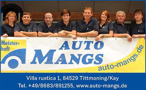 Auto Mangs
