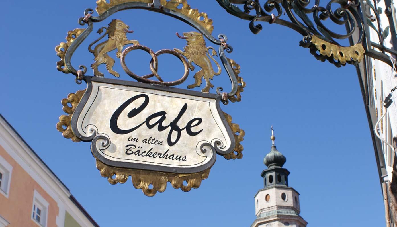 Cafe im Bäckerhaus
