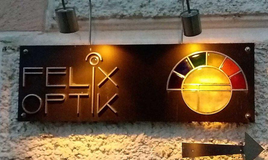 Felix-Optik im 25sten Jahr