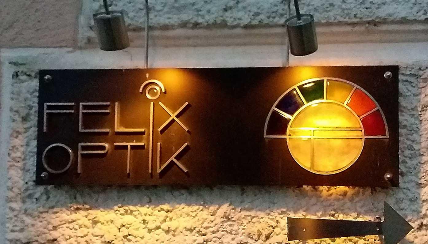 Felix-Optik, Felix Gürtner