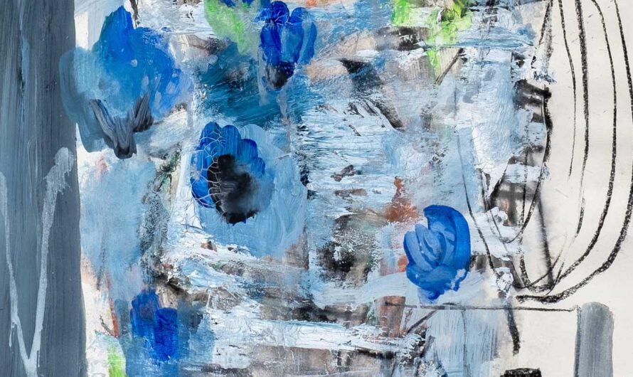 "Luise Wittmann in der ""Galerie knapp bei Kasse"""