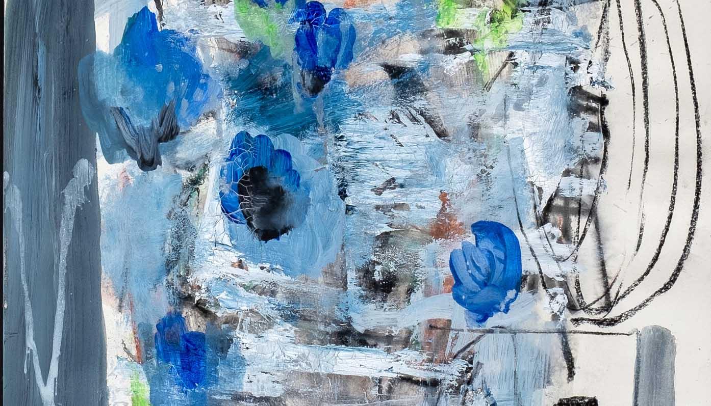 Galerie knapp bei Kasse, Luise Wittmann