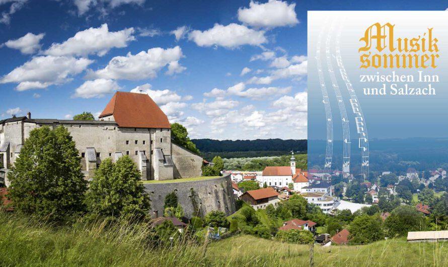Burghofserenade mit den Salzburger Bläsersolisten