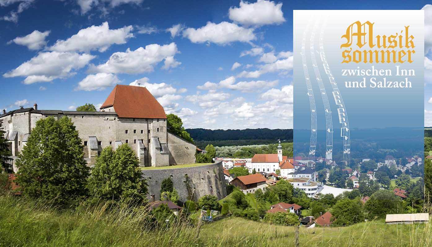Burghofserenade, Burg Tittmoning