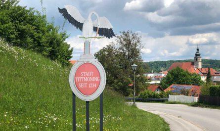 Landesgartenschau in Tittmoning