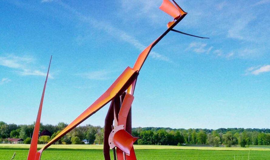 Skulpturenpark bis Ende September