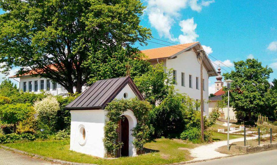Vereinsheim Törring: Altes Schulhaus in neuem Glanz