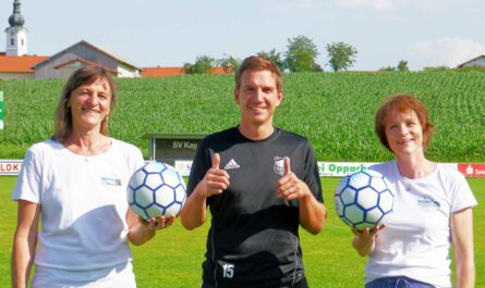 Fairtrade, Fußball, Ball, SV Kay,
