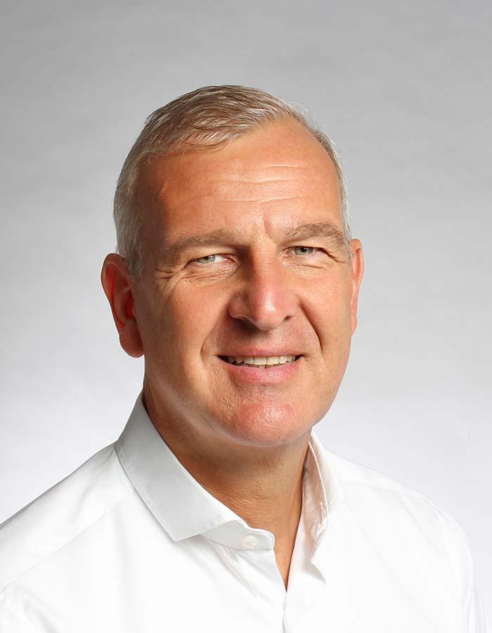 Eric Küppers, Geschäftsführung (CEO), Rosenberger
