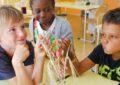 Haus für Kinder, Verpflegung