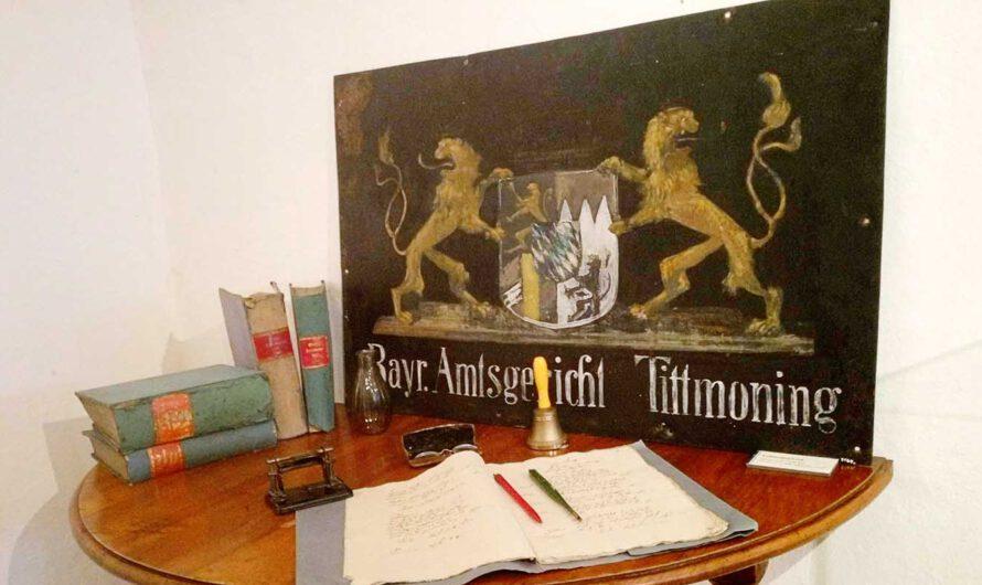 "Ausstellung ""Recht bayerisch"" am Sonntag geöffnet"
