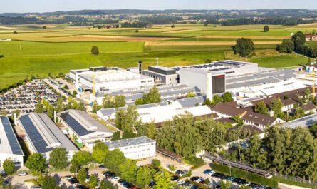 Rosenberger, Industrie, Familienunternehmen, Hochfrequenztechnik,